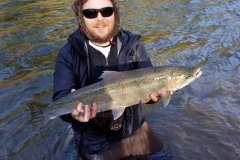 First Winter Steelhead